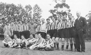 Athletic Bilbao copa 1933