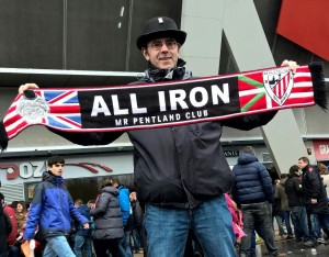 ALL IRON Scarf