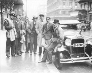 Athletic en Paris 1930